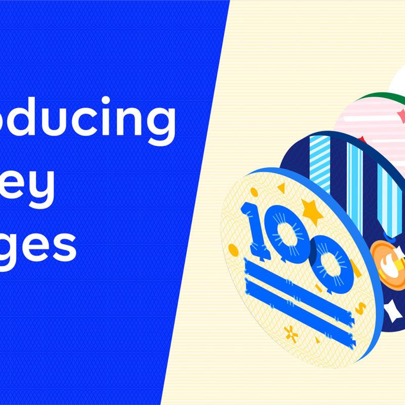 Introducing money badges